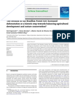 Agricultural, Develop and Conservation - Brazil