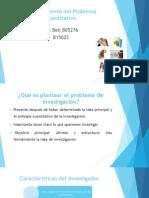 Grupo 1. Presentacion Planteamineto Del Problema