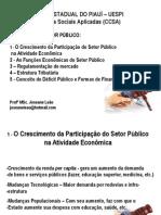 Finanças Publicas Regulamentacoes