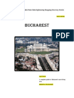 Guide for City of Bucharest
