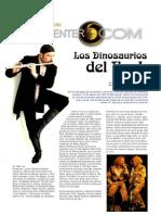 Dinosaurios del Rock -  Jehtro Tull