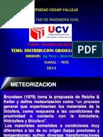 distribucion granulometrica