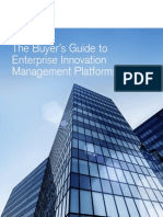 Innovation Buyers Guide