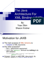 Presentacipon de JAXB