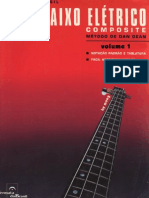 Baixo Eletrico Composite Vol 1
