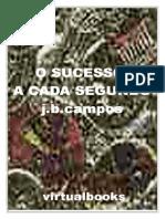 9.9.2- O Sucesso a Cada Segundo- J.B.campos - PDF