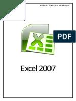 Excel 2007 Henrique