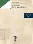 Bodei Remo, Hölderlin. La filosofía y lo trágico. Madrid, La balsa de Medusa, 1990.pdf