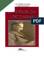 Dunsany, Lord (1878-1957) -En Tierra Baldía