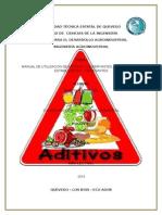 Manual de Aditivos (2)