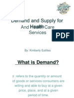 Health Economics Demand