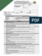 2.-Ficha de Procesos Pedagogicos-2012 - Corregido