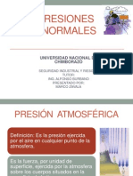 PRESIONES-ANORMALES