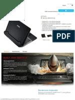 lower price with 38212 d0230 ASUS - Portátiles- G75VX