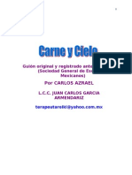 CARNE Y CIELO Historia Original