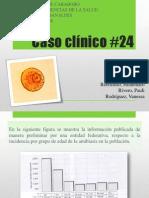 Caso Clínico 24 Entamoeba Histolytica
