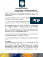 02-04-2014 Guillermo Padrés presidió la décimo segunda asamblea delegacional de CANADEVI Sonora. B041414