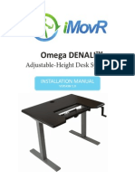Omega Denali Manual