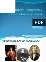 Historia de la Teoria Celular.ppt