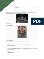 Tipos de Ciclismo