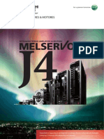 Mitsubishi Melservo J4 P SV 058 B