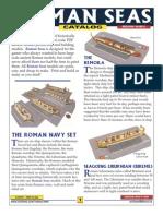 Roman Seas Catalog