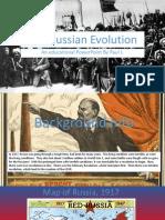 the russian evolution