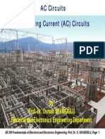 AC Circuits - Ek