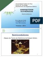 Notas de Aula - Semicondutores