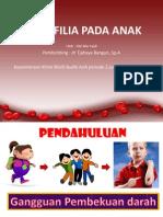 Hemofilia FNL