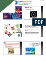 Genel Kimya - İstanbul Üniversitesi Ders Notları (Bütün Konular)