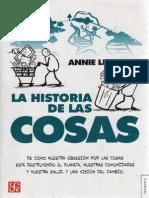 Annie Leonard - 2010 - La Historia de Las Cosas