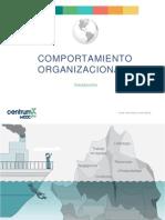 Comportamiento organizacional - 1
