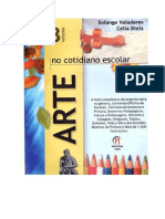 Arte No Cotidiano Escolar Vol 3 Ensino Fundamental 1