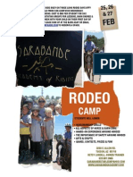 Rodeo Camp 2010