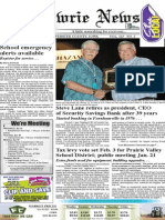 Jan. 14, 2015 - Gowrie News