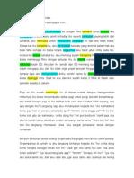 analisis teks