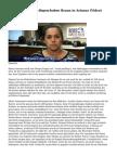 Mirna Valenzuela Abgeschoben Braun in Arizona (Video)