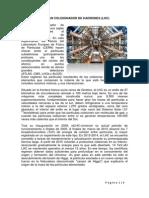 EL GRAN COLISIONADOR DE HADRONES.docx