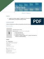 Ejercicios en Matlab