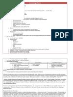 Hematologic Notes