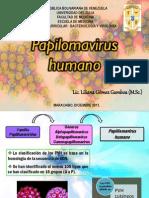 Tema 11 Virus Del Papiloma y Del Polioma