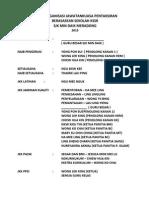 Carta Organisasi Kssr