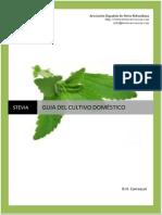 Cultivar Stevia