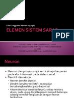Elemen Sistem Saraf