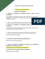 GUIA DE ESTUDIO  DE  PROCESOS DE FABRICACIÓN sem A-D 2014
