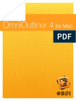 Working in OmniOutliner 4.epub