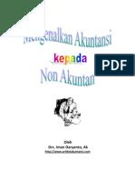Mengenalkan Akuntansi Kepada Non Akuntan