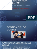 Repaso Para Examen PMP-Gestión de Costos
