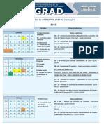 Institucional Calendario Academico 2015